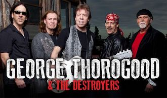 George Thorogood and the Destroyers at Spirit Mountain Casino