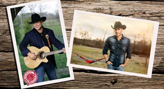 John Michael Montgomery & Craig Campbell at Spirit Mountain Casino