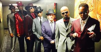 MMEC Brings Morris Day and the Time to Snoqualmie Casino