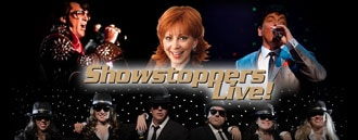 Showstoppers Live! Tribute at Snoqualmie Casino