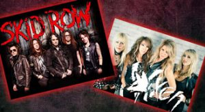 MMEC Brings Skid Row and Vixen back to Snoqualmie Casino